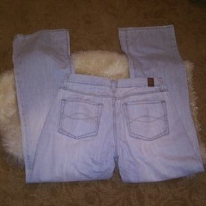 VTG Abercrombie & Fitch boot cut jeans size 6R